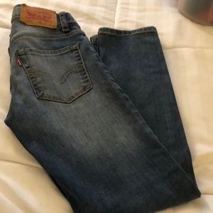 Boys Levi's 510 size 10 regular.